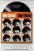 """High Fidelity"" 27x40 Original Movie Poster at PristineAuction.com"