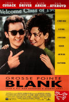 """Grosse Pointe Blank"" 27x40 Original Movie Poster at PristineAuction.com"