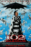 """102 Dalmatians"" 27x40 Original Movie Poster at PristineAuction.com"