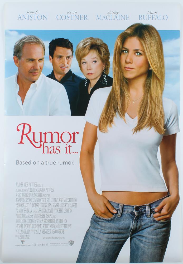 """""""Rumor Has It..."""" 27x40 Original Movie Poster at PristineAuction.com"""