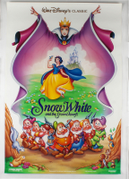 """Snow White and the Seven Dwarfs"" 27x40 Original Movie Poster at PristineAuction.com"