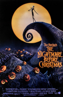 """""""The Nightmare Before Christmas"""" 27x40 Original Movie Poster at PristineAuction.com"""