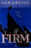 """The Firm"" 27x40 Original Movie Poster at PristineAuction.com"