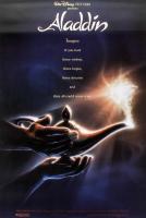 """Aladdin"" 27x40 Original Movie Teaser Poster at PristineAuction.com"
