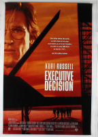 """Executive Decision"" 27x40 Original Movie Poster at PristineAuction.com"