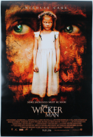 """The Wicker Man"" 27x40 Original Movie Poster at PristineAuction.com"