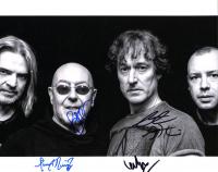 Carl Sentance, Jimmy Murrison, Pete Agnew & Lee Agnew Signed 8x10 Photo (JSA COA) at PristineAuction.com