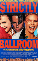 """Strictly Ballroom"" 27x40 Movie Original Poster at PristineAuction.com"