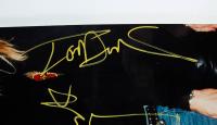 Aerosmith 16x20 Photo Signed By (5) With Steven Tyler, Joe Perry, Tom Hamilton, Brad Whitford & Joey Kramer (Beckett LOA) at PristineAuction.com