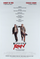 """Midnight Run"" 27x40 Teaser Movie Poster at PristineAuction.com"