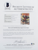 """Stan Lee & Todd McFarlane Signed 1989 """"The Amazing Spider-Man"""" Issue #322 Marvel Comic Book (Beckett LOA) at PristineAuction.com"""