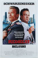 """Red Heat"" 27x40 Original Movie Poster at PristineAuction.com"