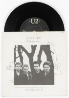"""U2"" Album Band-Signed by (4) with Bono, The Edge, Adam Clayton & Larry Mullen Jr. (Beckett LOA) at PristineAuction.com"