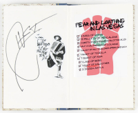 "Hunter S. Thomspon & Johnny Depp Signed ""Fear and Loathing In Las Vegas"" Journal (Beckett LOA) at PristineAuction.com"