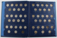 1916-1945 Near-Complete Collection of (74/75) 10¢ Mercury Dimes with Display Book at PristineAuction.com