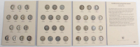 Complete Collection of (1) Volume I 1932-1947 Washington State Quarters at PristineAuction.com
