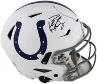 Peyton Manning Signed Colts Full-Size Authentic On-Field SpeedFlex Helmet (Fanatics Hologram) at PristineAuction.com