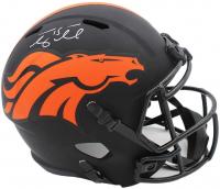 Tim Tebow Signed Broncos Full-Size Eclipse Alternate Speed Helmet (Radtke COA) at PristineAuction.com