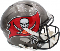 Tom Brady Signed Buccaneers Full-Size Authentic On-Field Speed Helmet (TriStar Hologram) at PristineAuction.com