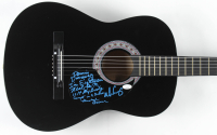 "Alice Cooper Signed 40"" Acoustic Guitar with Extensive Inscription (JSA COA) at PristineAuction.com"