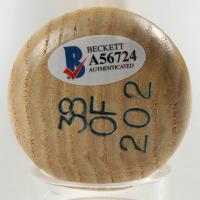 Nolan Ryan & Sandy Koufax Signed LE Cooperstown Baseball Bat (Beckett LOA) at PristineAuction.com