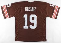 Bernie Kosar Signed Jersey (PSA Hologram) at PristineAuction.com