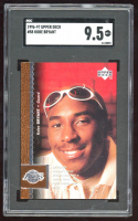 Kobe Bryant 1996-97 Upper Deck #58 RC (SGC 9.5) at PristineAuction.com