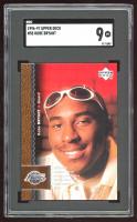 Kobe Bryant 1996-97 Upper Deck #58 RC (SGC 9) at PristineAuction.com