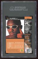 Kobe Bryant 1996-97 Upper Deck #58 RC (SGC 8.5) at PristineAuction.com