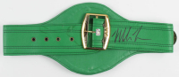 Mike Tyson Signed World Champion WBC Belt (Fiterman Sports Hologram) at PristineAuction.com