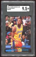 Kobe Bryant 1996-97 Stadium Club Rookies 1 #R12 RC (SGC 9.5) at PristineAuction.com