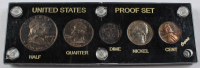 1950 United States Mint Proof Set with (5) Coins (Toned) at PristineAuction.com