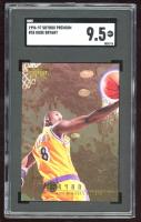 Kobe Bryant 1996-97 SkyBox Premium #55 RC (SGC 9.5) at PristineAuction.com