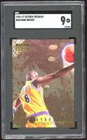 Kobe Bryant 1996-97 SkyBox Premium #55 RC (SGC 9) at PristineAuction.com
