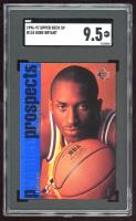 Kobe Bryant 1996-97 SP #134 RC (SGC 9.5) at PristineAuction.com