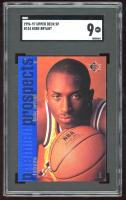 Kobe Bryant 1996-97 SP #134 RC (SGC 9) at PristineAuction.com