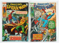 "Lot of (2) 1970 ""The Amazing Spider-Man"" Marvel Comic Books with #83 & #88 at PristineAuction.com"