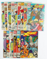 "Lot of (15) ""X-Force"" Marvel Comic Books at PristineAuction.com"