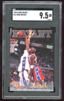 Kobe Bryant 1996 Score Board Rookies #15 RC (SGC 9.5) at PristineAuction.com