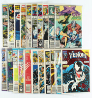 Lot of (20) Marvel Comic Books With Wolverine, X-Men, Venom at PristineAuction.com
