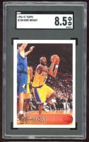 Kobe Bryant 1996-97 Topps #138 RC (SGC 8.5) at PristineAuction.com