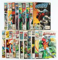 Lot of (20) Marvel Comic Books With Daredevil, Ghost Rider, Conan The Barbarian, The Infinity Crusade at PristineAuction.com