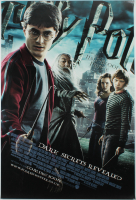 """Harry Potter and the Half-Blood Prince"" 27x40 Movie Poster at PristineAuction.com"