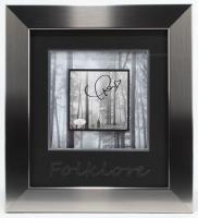 "Taylor Swift Signed 15x17 Custom Framed ""Folklore"" Album Photo Display (JSA COA) at PristineAuction.com"