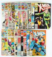 "Lot of (20) ""X-Men"" Marvel Comic Books at PristineAuction.com"