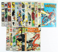 Lot of (20) Marvel Comic Books at PristineAuction.com