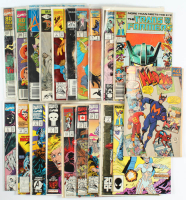 Lot of (21) Marvel Comic Books at PristineAuction.com