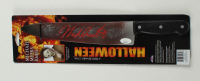 "Nick Castle Signed ""Halloween"" Replica Butcher Knife Inscribed ""The Shape"" (JSA COA) at PristineAuction.com"