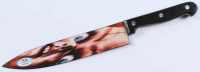 "Ed Gale Signed ""Child's Play"" Replica Stainless Steel Knife Inscribed ""Chucky"" (PSA Hologram) at PristineAuction.com"
