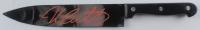 """Nick Castle Signed """"Halloween"""" Steel Knife (PSA Hologram) at PristineAuction.com"""
